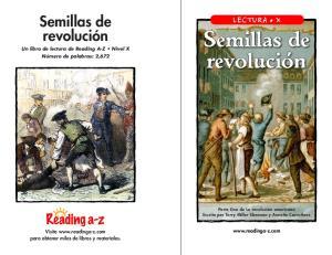 Semillas de revolucion