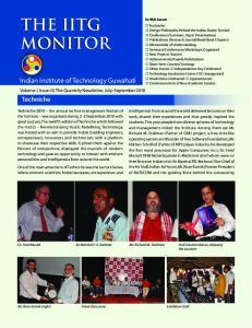 Seminars, Paper Presentations