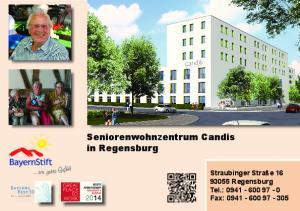 Seniorenwohnzentrum Candis in Regensburg
