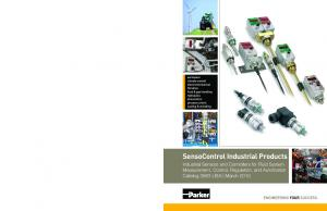 SensoControl Industrial Products