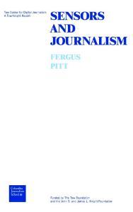 SENSORS AND JOURNALISM