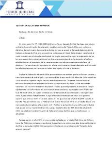SENTENCIA DE LA CORTE SUPREMA: Santiago, dos de enero de dos mil trece. Vistos: