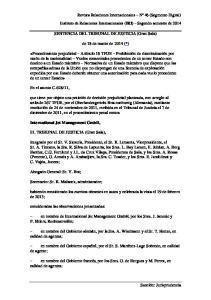 SENTENCIA DEL TRIBUNAL DE JUSTICIA (Gran Sala) de 18 de marzo de 2014 (*)
