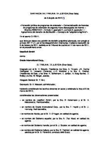 SENTENCIA DEL TRIBUNAL DE JUSTICIA (Gran Sala) de 3 de julio de 2012 (*)