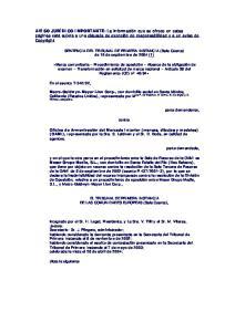 SENTENCIA DEL TRIBUNAL DE PRIMERA INSTANCIA (Sala Cuarta) de 16 de septiembre de 2004 (1)