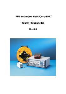 SENTINEL IISC. TRx-HB-6