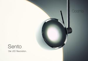 Sento. Die LED Revolution