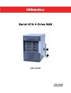 Serial ATA 4-Drive NAS