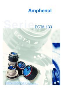 Serie. Amphenol ECTA 133