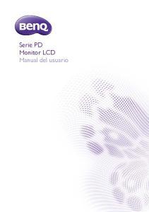 Serie PD Monitor LCD Manual del usuario