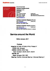 Service around the World