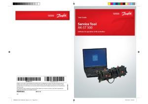 Service Tool AK-ST 500