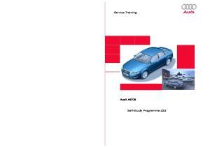 Service Training. Audi A6 05. Self-Study Programme 323