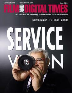 Servicevision - FDTimes Reprint