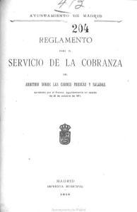 SERVICIO DE LA COBRANZA