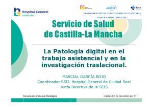 Servicio de Salud de Castilla-La Mancha