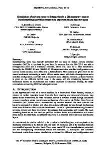 SESSION 2. Corium issues. Paper S2-10