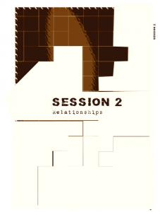 SESSION 2 SESSION 2. Relationships