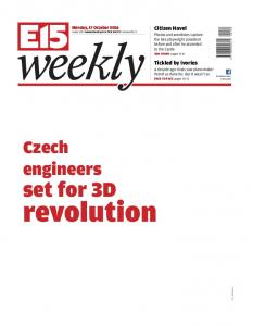 set for 3D Worldwide sales of 3D Czech engineers