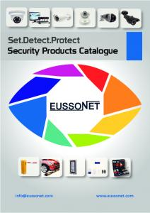 Set.Detect.Protect Security Products Catalogue