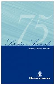 SEVENTY-FIFTH ANNUAL