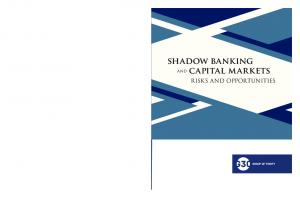 shadow banking and capital markets RISKS AND OPPORTUNITIES