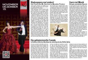 Shakespeare mal anders! Die geheimnisvolle Fremde