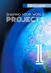 shaping your world projects