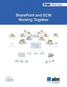 SharePoint and ECM Working Together