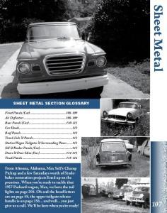 Sheet Metal. Sheet Metal Section Glossary
