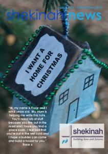 shekinah news Issue December 2015