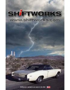 Shiftworks products are made in the USA
