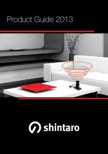 Shintaro Reliable and dependable quality