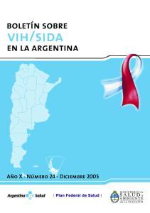sida en la argentina