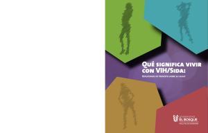 Sida: Reflexiones de travestis sobre su salud