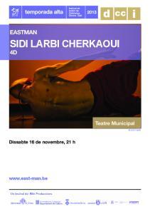 SIDI LARBI CHERKAOUI 4D