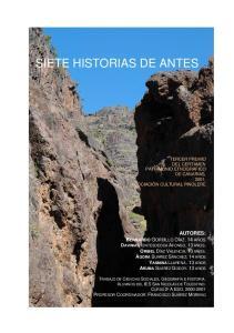 SIETE HISTORIAS DE ANTES