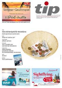 Sightflying. 3 ipod shuffle. Sommer-Gewinnspiel. Hamburg. Gewinnen Sie einen von. Ruefa Sportreisen startet durch