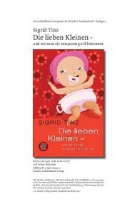 Sigrid Tinz Die lieben Kleinen -