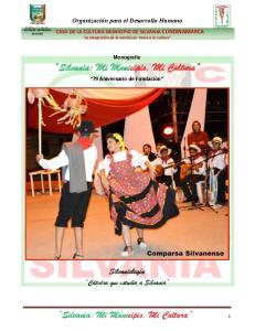 Silvania: Mi Municipio, Mi Cultura 1