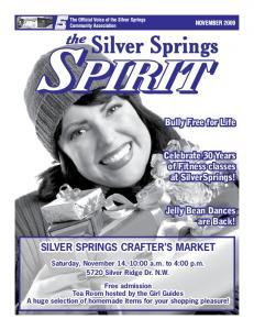 SILVER SPRINGS CRAFTER S MARKET