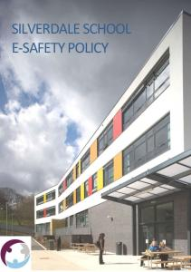 SILVERDALE SCHOOL E-SAFETY POLICY