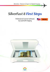 SilverFast 8 First Steps