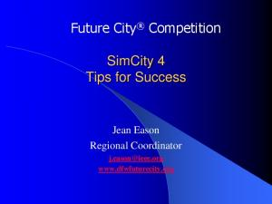 SimCity 4 Tips for Success