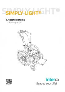 SIMPLY LIGHT SIMPLY LIGHT. Ersatzteilkatalog Spare parts