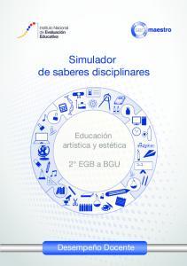 Simulador de saberes disciplinares