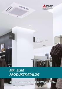 Single und Multi Split Systeme R410A
