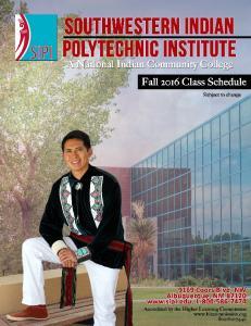 SIPI Campus. Image: 2014 Bernalillo County Orthophoto