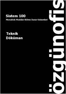 Sistem 100 fis Teknik