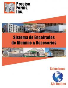 Sistema de Encofrados de Alumino & Accesorios